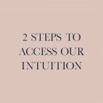 intuition-or-anxiety